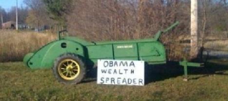 Obama Wealth Spreader