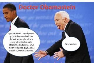 Dr Obamastein