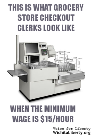 15 dollar per hr checkout clerks