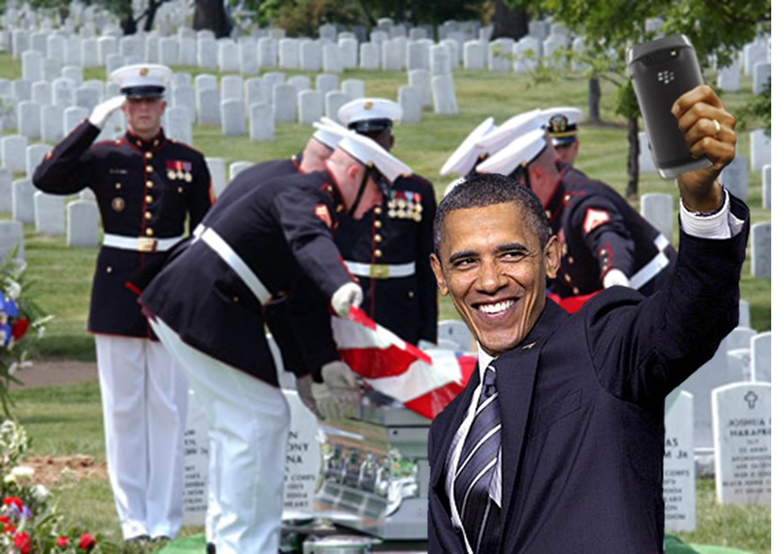 http://texan2driver.files.wordpress.com/2013/12/obama-selfie-vet-funeral-1.jpg