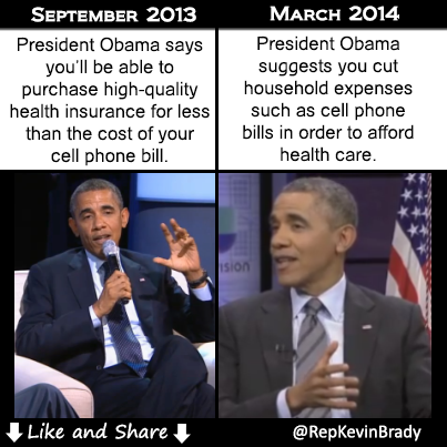 Obamacare cheaper than cell phone bill