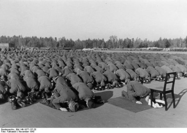 Muslim-armies-for-Hitler