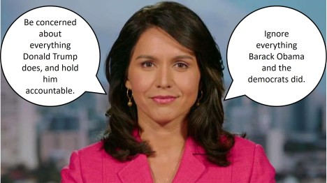 Tulsi Gabbard on Tucker Carlson