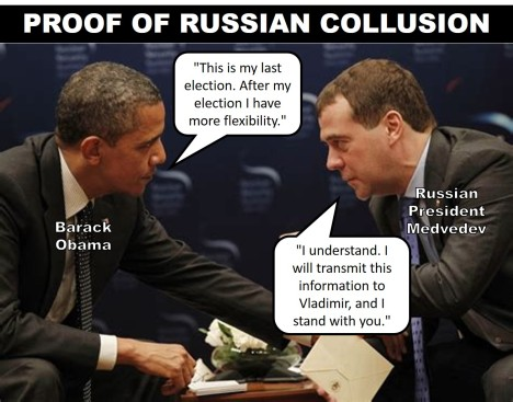 Proof of Russian Collusion