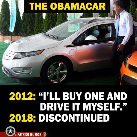 Obamacar - Volted