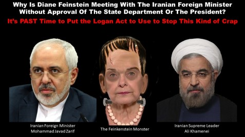 Feinkenstein and the Iranians